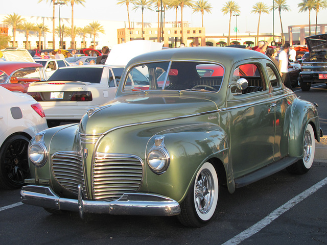 1941 Plymouth Special DeLuxe Coupe
