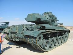 M47 Patton Medium Tank