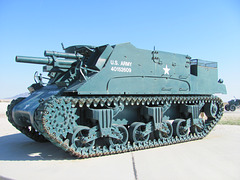 M7B1 Priest 105mm Howitzer Motor Carraige