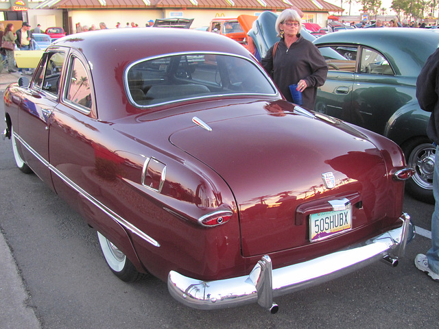 1950 Ford DeLuxe Coupe