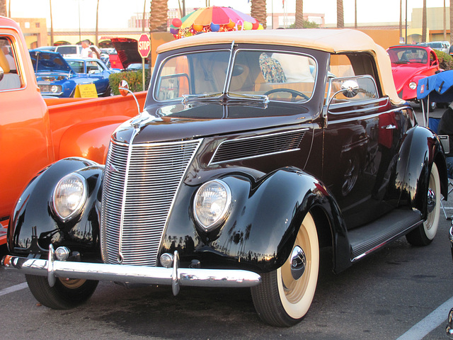 1937 Ford V-8 Convertible