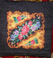 Poduszka w róże