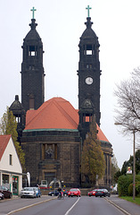 Christuskirche in Dresden-Strehlen (2)