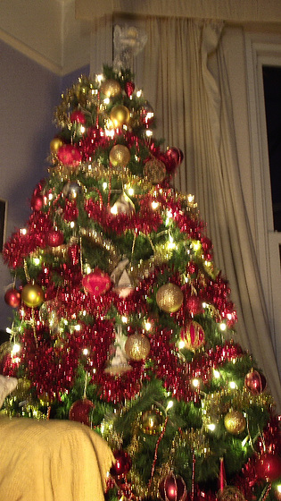 The Christmas tree of 2013