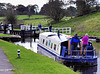Approaching the locks, Leeds-Liverpool canal.HFF