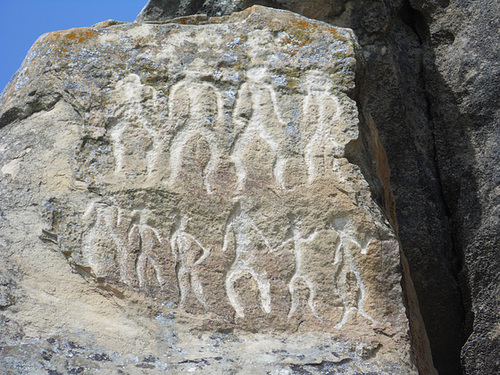 Petroglyphs – Qobustan