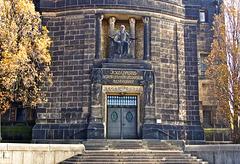 Christuskirche Eingang