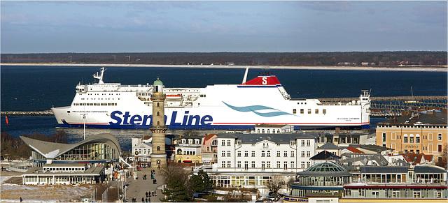 StenaLine - Mecklenburg-Vorpommern
