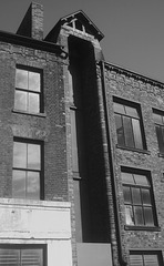 Old warehouse, NOMA area of Manchester.