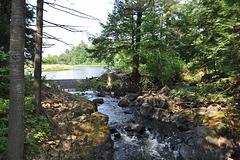 Barrage La Poudrière