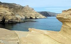 Küste bei Rodalquilar, Cabo de Gata