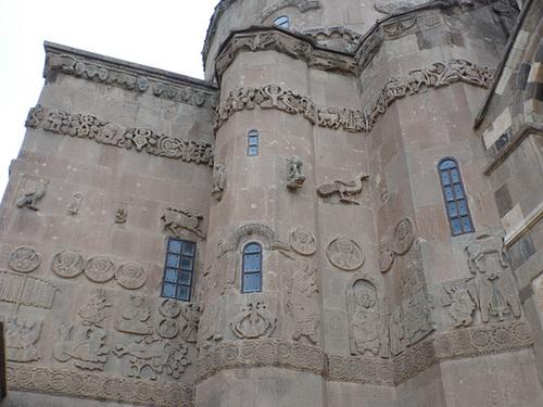 Armenian Carvings