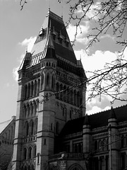 Manchester University.