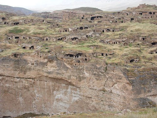 Cave City of Hasankeyf