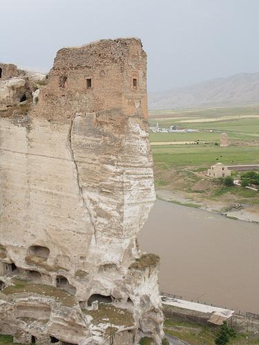 Cliff Top Structure, Hasankeyf