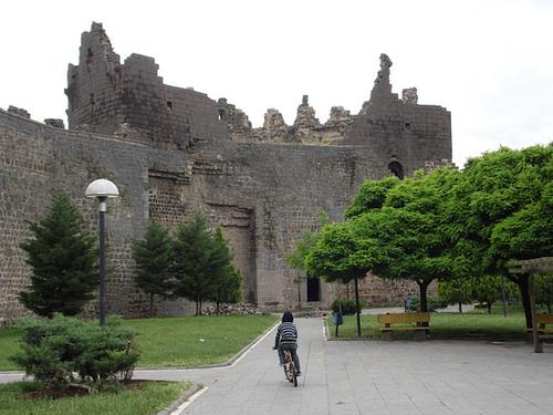 City Walls of Diyarbakır