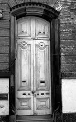 Door, Chinatown.