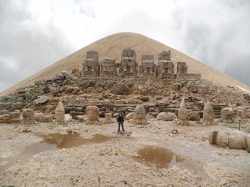 Statues of Nemrut Dağı