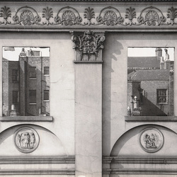 No.37 Portland Place, London - The final days of a Robert Adam townhouse c1950