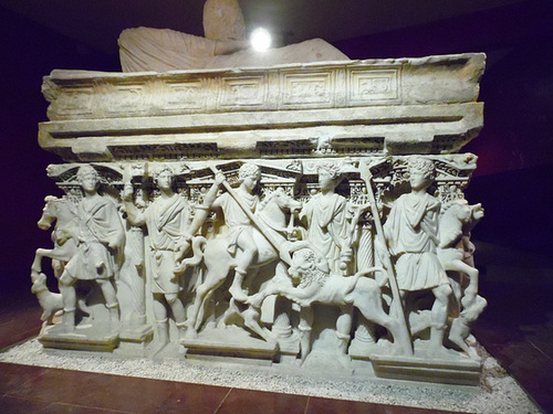 The Antakya Sarcophagus