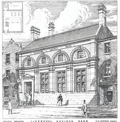 Former Liverpool Savings Bank, Scotland Road, Everton, Liverpool