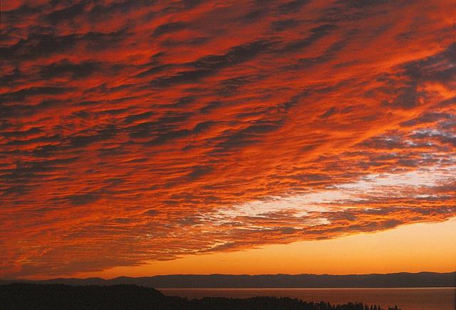 le ciel fabuleux/the great sky