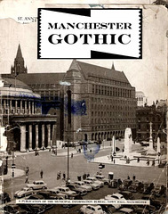 MANCHESTER GOTHIC: St.Peters Square 1950s