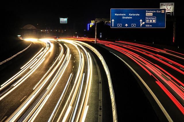 Autobahn - Freeway (330°)