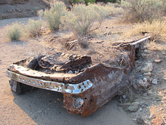 Ashes To Ashes, Rust To Rust