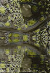 Underwater cavern