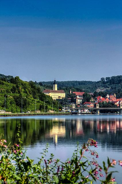 Gundelsheim und Schloss Horneck