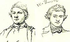 (Eriĥ kaj Vilhelmo) Erich Bachmann und Wilhelm Busch