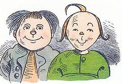 Max und Moritz (Maks kaj Moric)