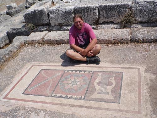 Mosaic, Letoön
