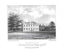 Fredville House, Nonington, Kent (Demolished)
