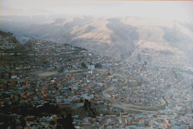 19 La Paz: General View
