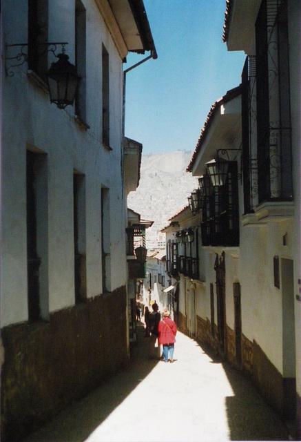 24 La Paz: Old Town Pedestrian Way