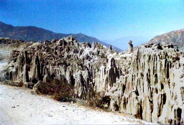 26 Bolivia: Valley of the Moon