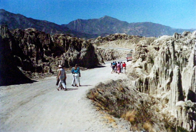 27 Bolivia: Valley of the Moon