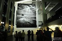 Exposição de Sebastião Salgado em Porto Alegre