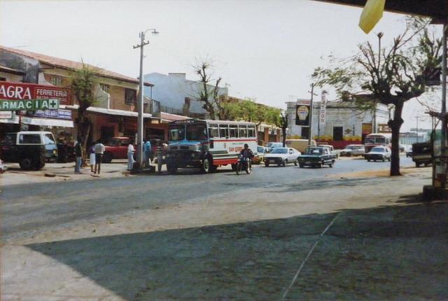49 Paraguay: Asuncion Main Street