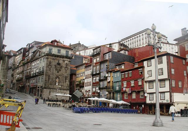 Porto - Rues et façades