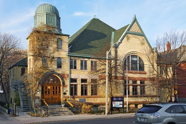 Cecil Community Centre – Cecil Street, Toronto, Ontario