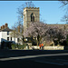St Giles in spring