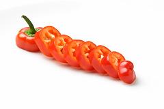 Mini Sweet Pepper High Key 030414
