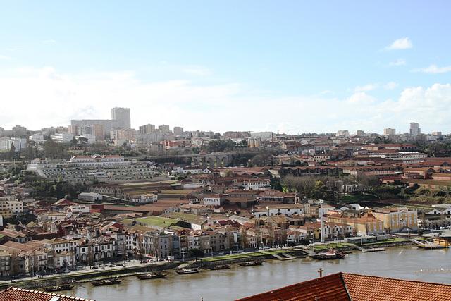 Les chais du Porto à Vila Nova Gaïa
