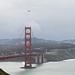 Coast Guard Above Golden Gate