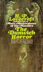 H.P. Lovecraft - The Dunwich Horror (2nd Lancer edition)