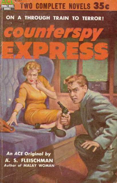 A.S. Fleischman - Counterspy Express