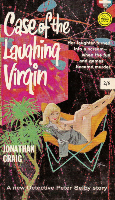 Jonathan Craig - Case of the Laughing Virgin
